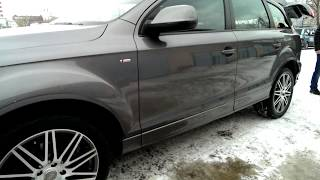Audi Q7 Optimum Gloss Coat