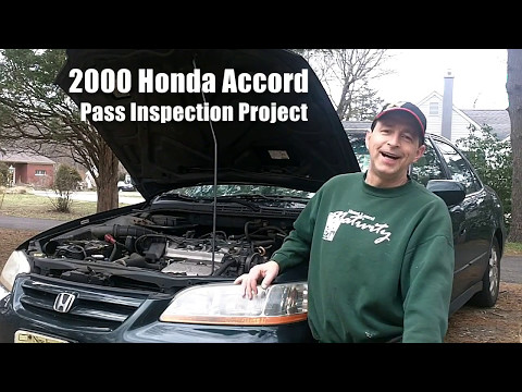 Easy Fixes! DTC P1259, P1491, P1456, P0420 - Honda Accord 305,000 miles