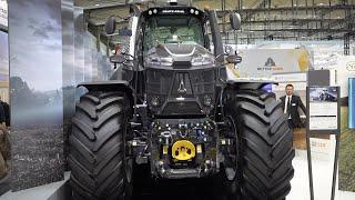 Deutz Fahr highlights op de Agritechnica 2019