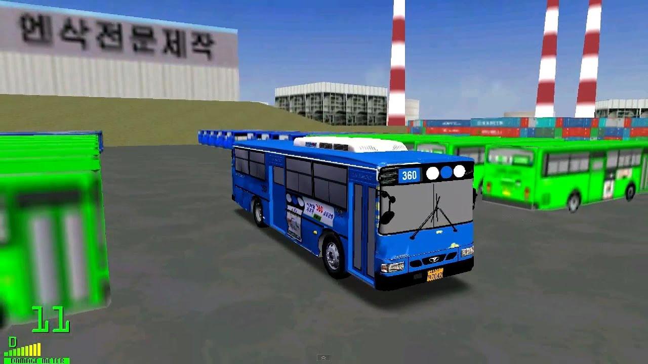 Mm2 Tour 819 大宇巴士 Daewoo Bs106 대우버스주식회사 In Korea City