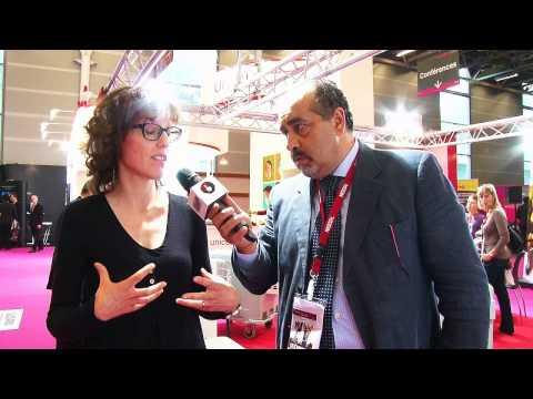 VendingTV.it - VENDING PARIS 2012 - Fabio Russo intervista Francesca Giachino della MELFORM Spa