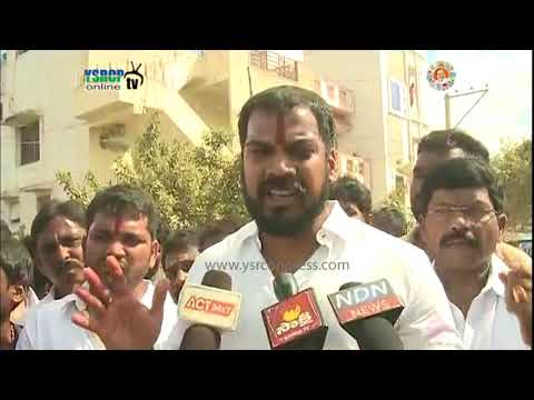 Nellore: MLA Anil Kumar Yadav thanks YS Jagan for appointing as State general secretary