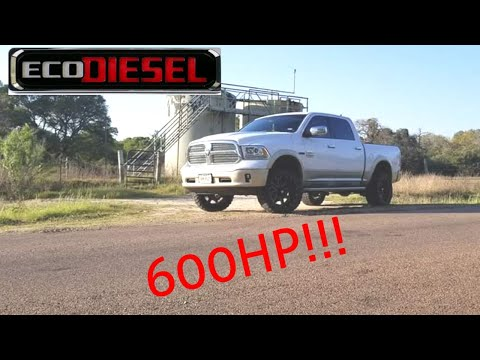 The quest for a 600hp Ecodiesel - YouTube