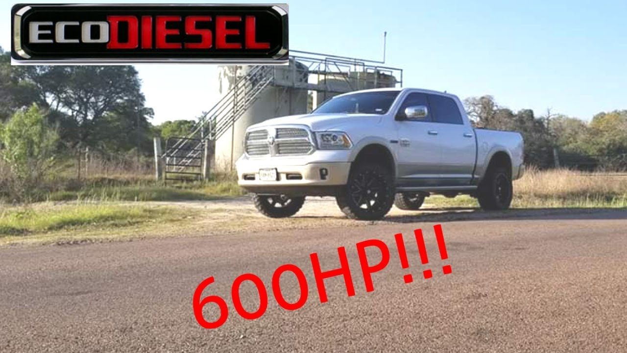 The quest for a 600hp Ecodiesel
