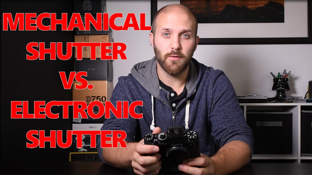 RedShark News - Electronic vs mechanical shutter: which one to choose?
