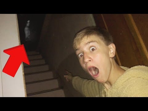 07c1104edc832 EXPLORING ABANDONED HAUNTED HOUSE- it s just Luke (Deleted Video ...