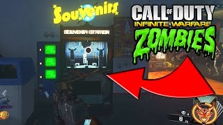 Zombies In Spaceland: HOW TO GET THE BOOMBOX, MEDUSA DEVICE & MORE! (Infinite Warfare Zombies)
