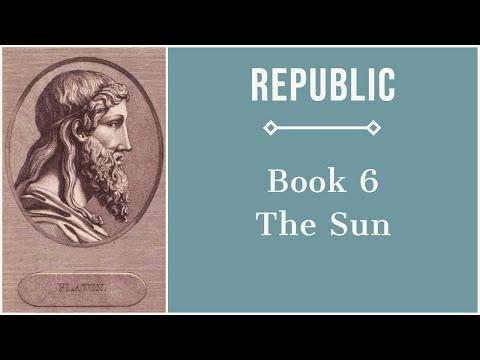 The Sun Analogy: Republic Book 6