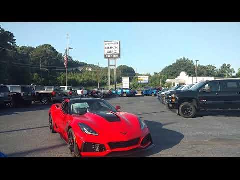 The Infamous  Corvette ZR!