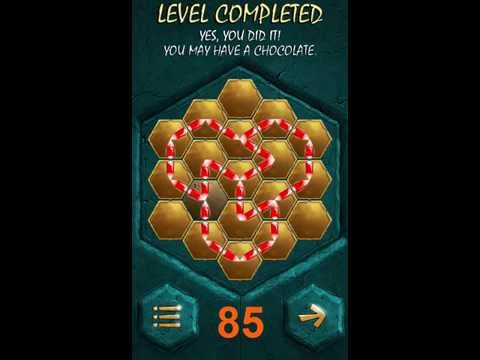 Crystalux answers level 81 to 91 - Walkthrough Android IOS solutions and Boss Level