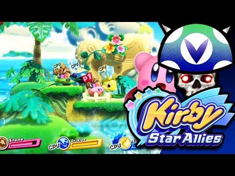 [Vinesauce] Joel - Kirby Star Allies ( Demo )