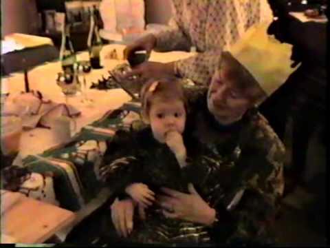 Winnipeg Christmas 1990 and 1992