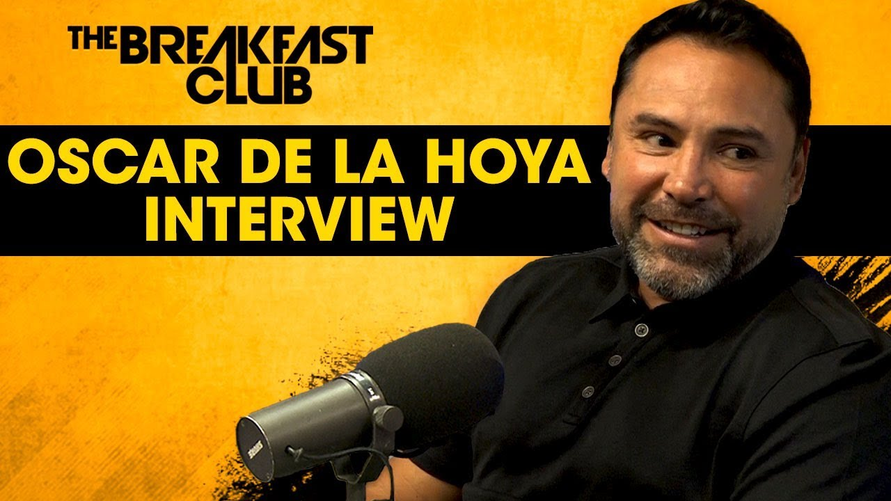 Oscar de la hoya on why mayweather vs mcgregor was disrespectful to boxing predicts canelo vs ggg