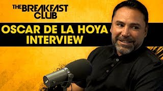Oscar De La Hoya On Why Mayweather vs McGregor Was Disrespectful To Boxing, Predicts Canelo vs GGG
