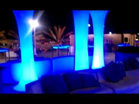 Long Beach Pike Gala Rooftop Lounge