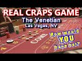 Live Casino Craps Game #12 - YouTube