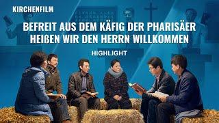 Christlicher Film | Glaube an Gott 2 – Nach dem Fall der Kirche Szene 2