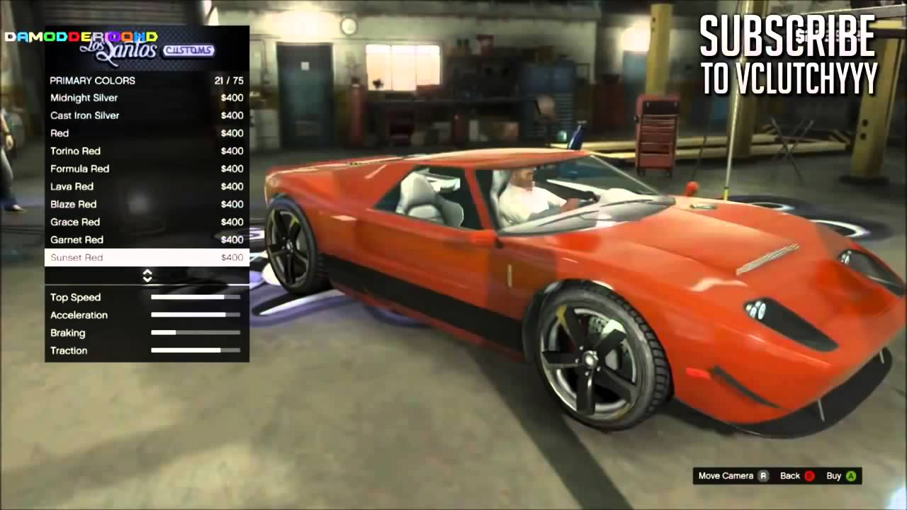 Customize Cars In Watch Dogs