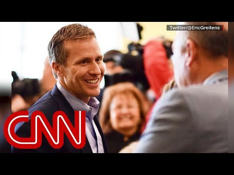 Missouri Governor Eric Greitens indicted over nude picture