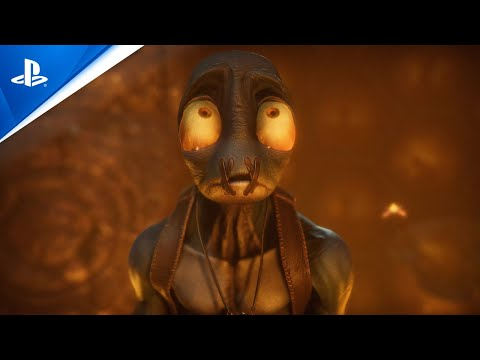 Oddworld: Soulstorm - The Game Awards 2020 Trailer | PS5, PS4