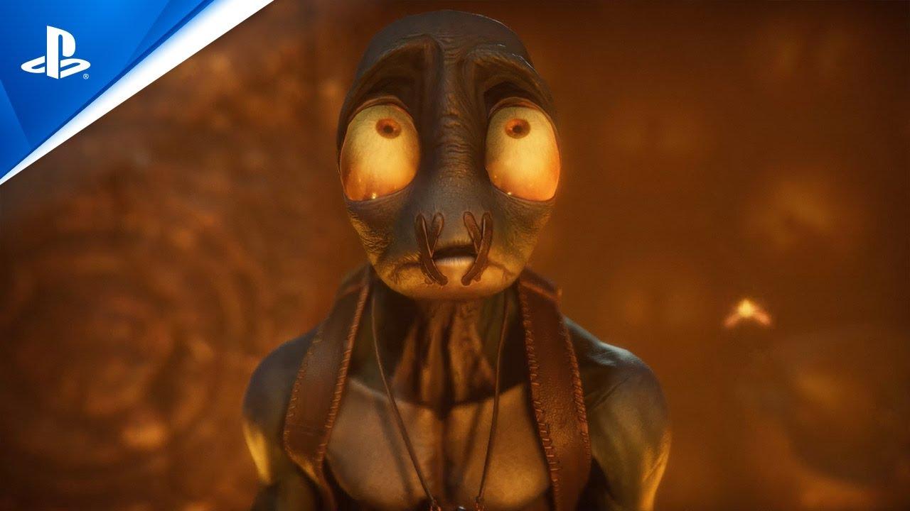Oddworld Soulstorm - العرض التشويقي