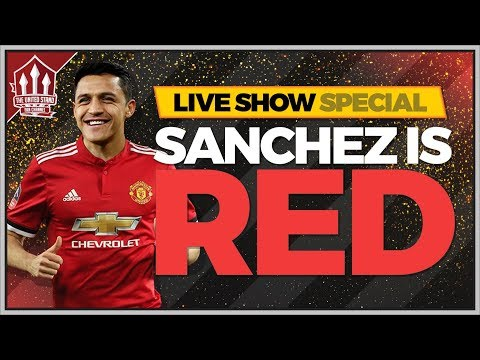 DONE DEAL! ALEXIS SANCHEZ Signs For MANCHESTER UNITED