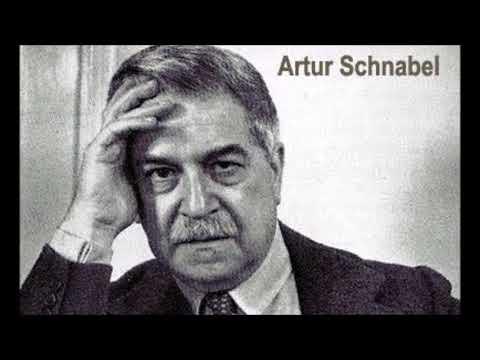"""Artur Schnabel """"Piano Concerto No 5"""" Beethoven"""