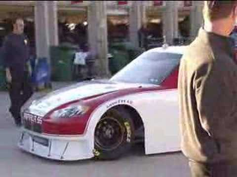 Dale Earnhardt Jr. makes first laps for Hendrick Motorsports
