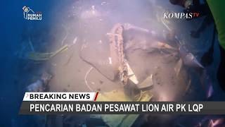 Video Perjuangan Tim Penyelam Cari Lion Air PK-LQP