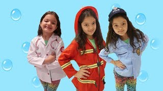 Masal Teaches Professions for Kids with A Fun Pretend Play Story