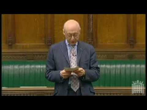 Geralf Kaufmann, A British Jewish MP, Denounces Israeli Atrocities in Palestine