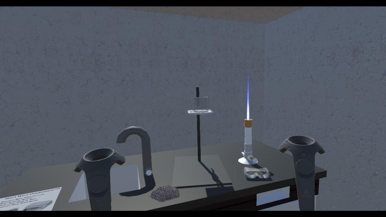 Chemistry Lab VR | Devpost
