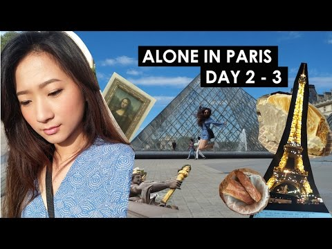 The best HOT CHOCOLATE ever | Alone in Paris Part 2 | #livemylife