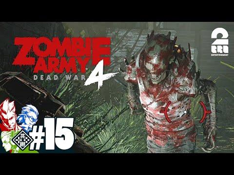 #15【地獄の叫び】弟者,兄者,おついちの「Zombie Army 4: Dead War」【2BRO.】