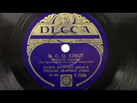 Django Reinhardt/Stephane Grappelly: H.C. Q. strut. mp3