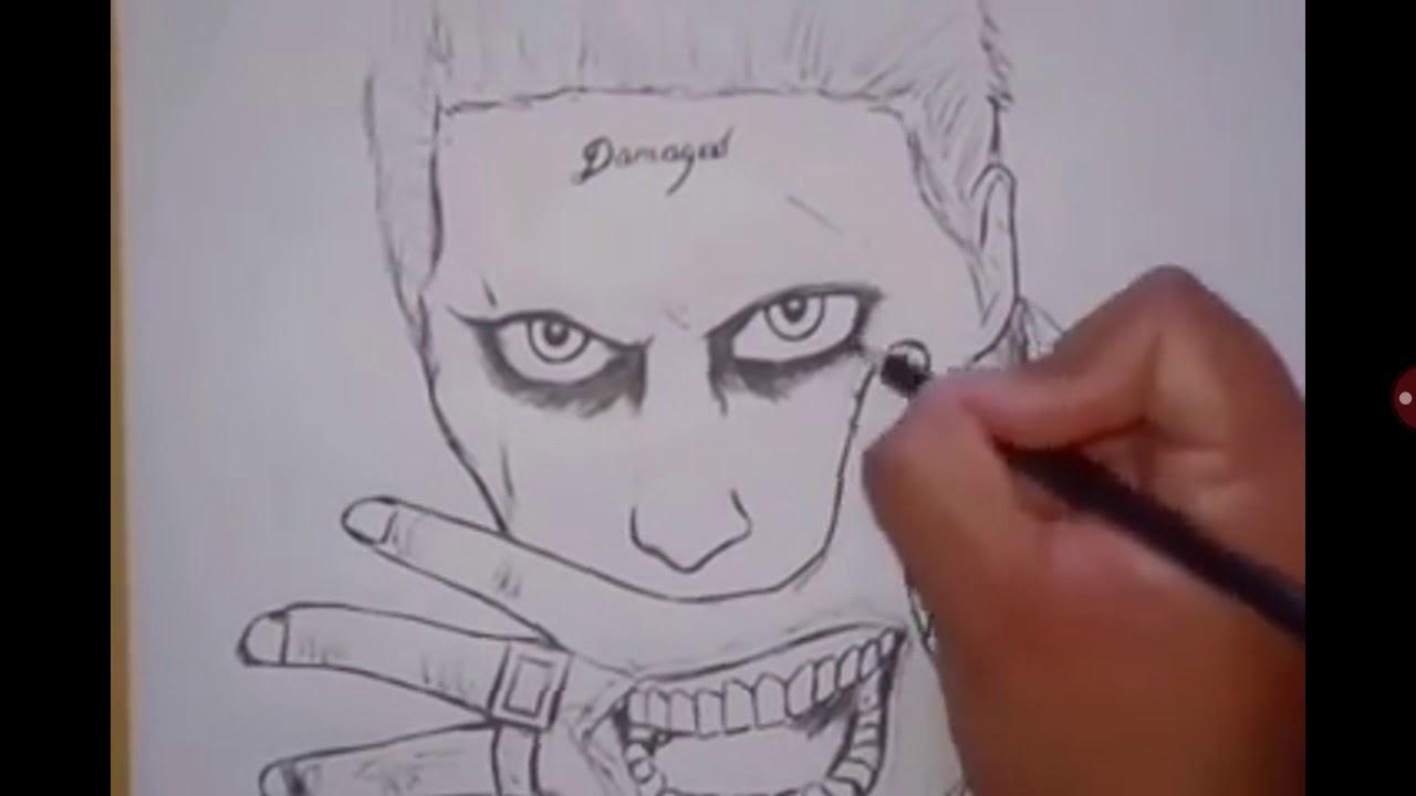 Novo Desenho Do Coringa 2018 Youtube