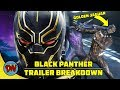 Black Panther New Trailer Breakdown | Explained in Hindi