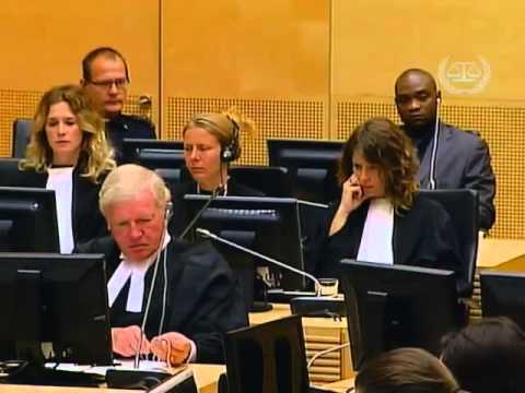 Germain Katanga condamné à 12 ans d'emprisonnement - 23 mai 2014