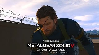 MGSV GZ's - Classified Intel Acquisition ''Ghost Run'' (Extreme Stealth) *NEW* 2:25 seconds