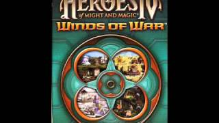 Winds of War - Heroes of Might and Magic IV [music]