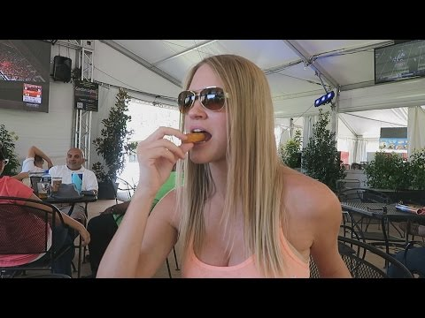 TEXAS STATE FAIR FOOD THROWDOWN!!!!! with FOOBIE