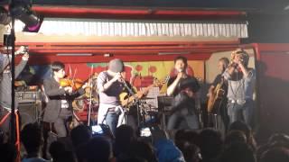 The Panas Dalam - Tong Gandeng live at Pasundan Culinary Night