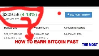 How I got Rich on Bitcoin [Fast And Easy] Cryptocurrency for Beginners