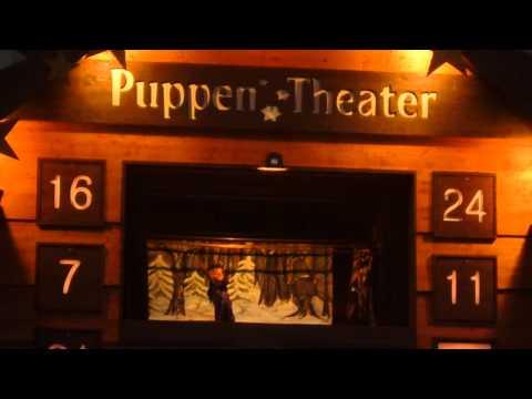 Dresden Striezelmarkt Theater