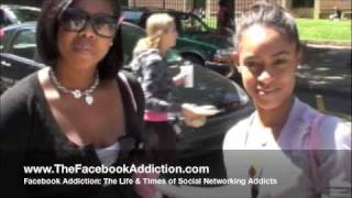 Facebook Addiction: The Life & Times of Social Networking Addicts - Book Trailer Thumbnail