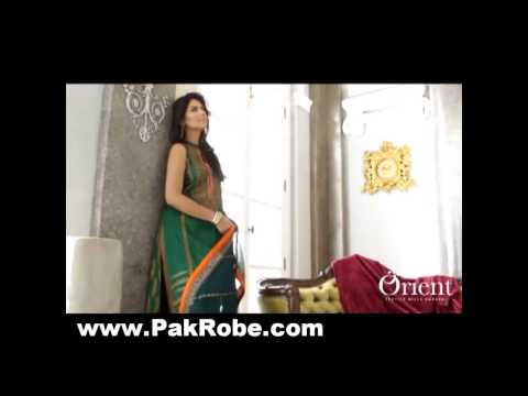 Latest Orient Lawn Collection 2015 | Pakrobe