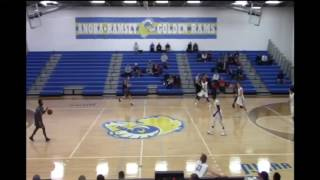 anoka ramsey vs ridgewater men s basketball 2 1 17