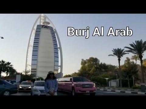 Burj Al Arab, Jumeirah Beach, Umm Suqeim Park  Dubai -UAE