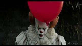 Все появления клоуна Пеннивайза из трейлеров фильма оно 2017