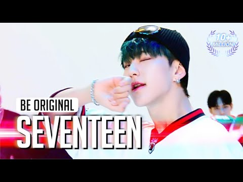 [BE ORIGINAL] SEVENTEEN(세븐틴) 'Left & Right' (4K)